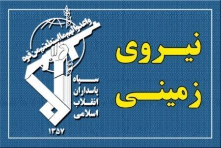 اقدامات نیروی زمینی سپاه در مناطق سیل زده سیستان و بلوچستان