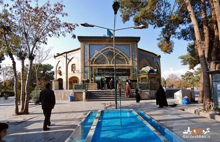 گردشگری مجازی در تهران؛ دومین آرامستان تهران