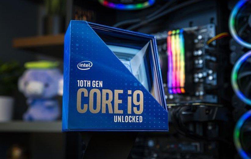 فرکانس پردازنده Core i9-10900K در اورکلاک به عدد شگفت انگیز 5.4 گیگاهرتز رسید