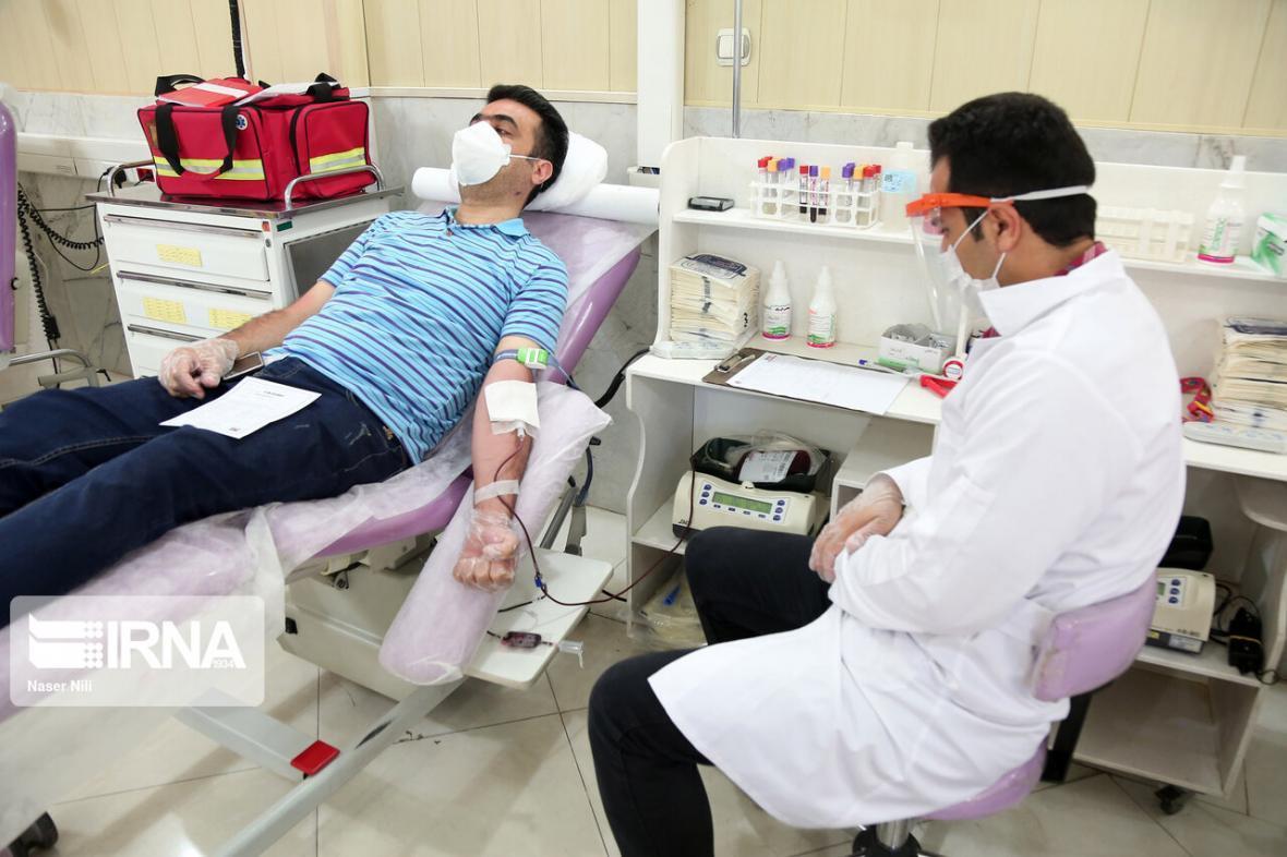خبرنگاران 62 درصد اهداکنندگان خون خراسان جنوبی مستمر هستند