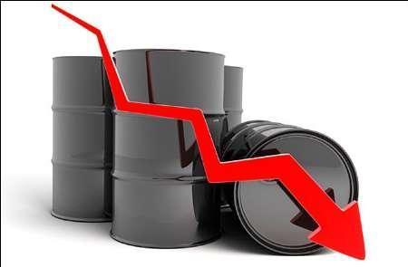 کاهش قیمت نفت به 40 دلار
