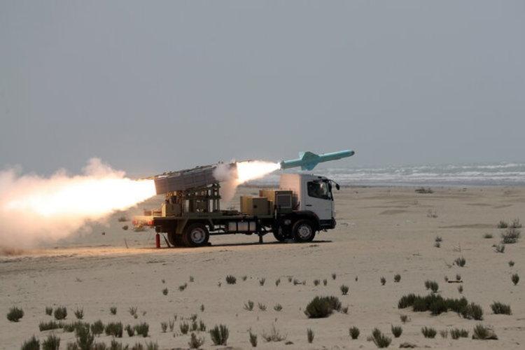 شلیک موفقیت آمیز نسل جدید موشک های کروز ارتش
