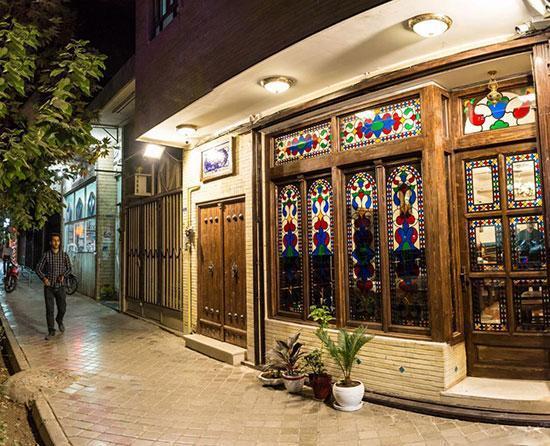 یکی از بهترین رستوران های اصفهان