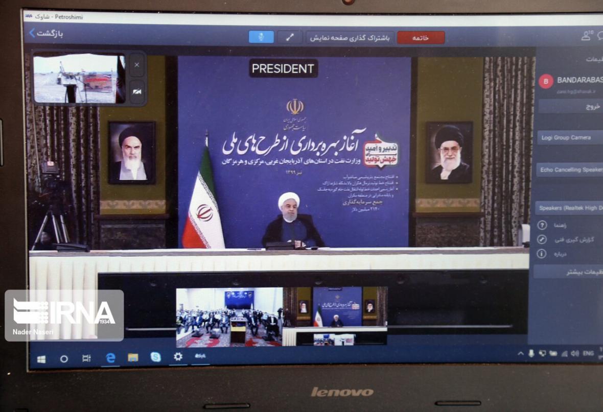 خبرنگاران صنعت نفت ایران با تحریم متوقف نمی شود