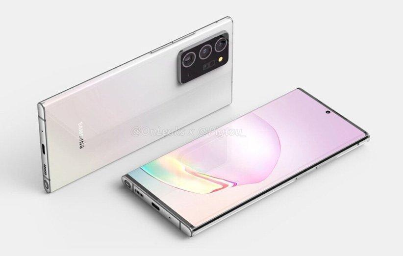 گوشی های گلکسی نوت 20 همراه با شارژر 25 وات عرضه می شوند